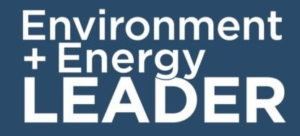 Environment + Energy Leader logo