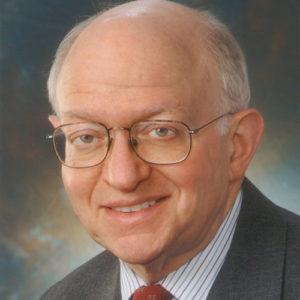 Martin Feldstein portrait