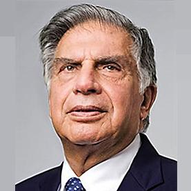 Ratan Tata portrait