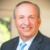 Lawrence Summers portrait