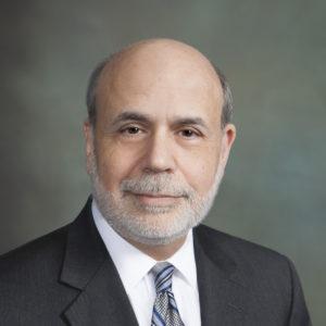 Ben Bernanke portrait