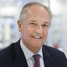 Paul Polman portrait