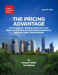 Report cover: The Pricing Advantage