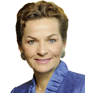 Christiana Figueres portrait