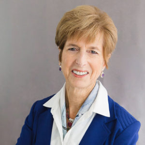 Christine Todd Whitman headshot